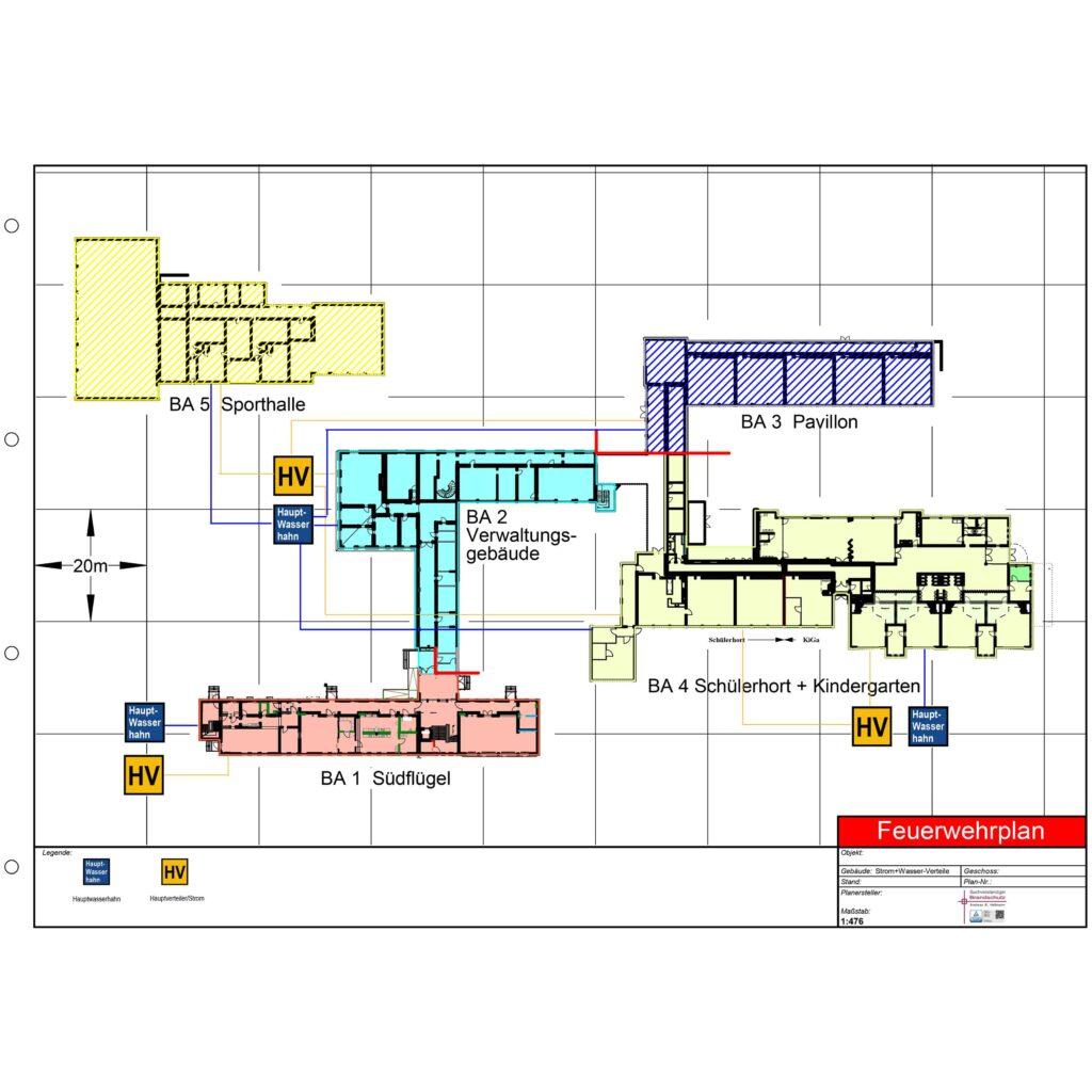 Feuerwehrplan 3